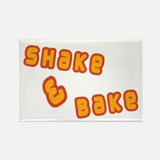Shake & Bake Rectangle Magnet