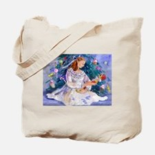 Clara & Nutcracker Tote Bag