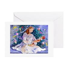 Clara & Nutcracker Greeting Cards (Pk of 10)