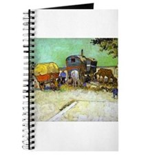 Gypsy Camp near Arles Journal