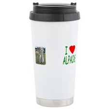 Alpaca Drink Container - Travel Mug