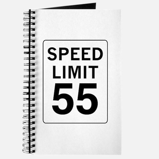 Speed Limit 55 Journal