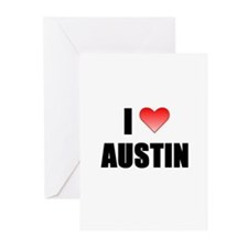 Cute Texas state university Greeting Cards (Pk of 10)