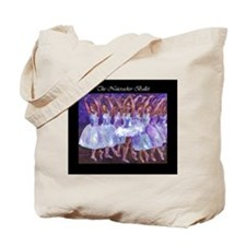 Nutcracker Snow Dance Tote Bag