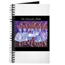 Nutcracker Snow Dance Journal