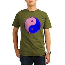 Yin Yang (puffy) T-Shirt