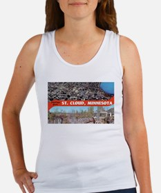 Cute St. cloud minnesota Women's Tank Top