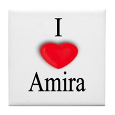 Amira Tile Coaster