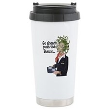 go ahead! Travel Mug