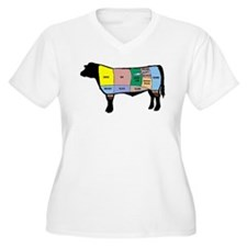 Cuts of Beef T-Shirt