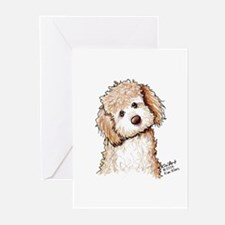 Phantom Doodle Greeting Cards (Pk of 20)