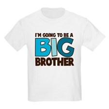 i'm going to be a big brother t-shirt T-Shirt