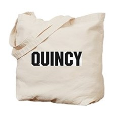 Quincy, Massachusetts Tote Bag