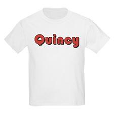 Quincy, Massachusetts Kids T-Shirt