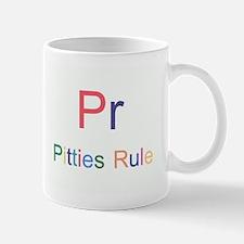Pitties Rule Mug