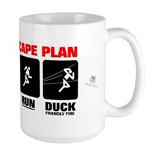 Zombie Escape Plan Mug