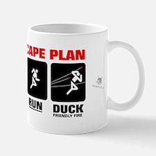 Zombie Escape Plan Mug