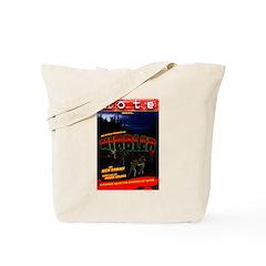 Nibbler Tote Bag