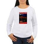 Nibbler Women's Long Sleeve T-Shirt