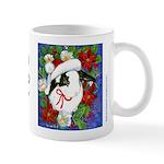 Christmas Rabbit Mug