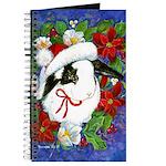 Christmas Rabbit Journal
