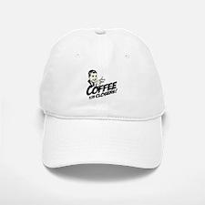 Coffee Is For Closers Baseball Baseball Cap