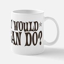 What Would Reagan Do Mug