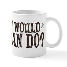 What Would Reagan Do Small Mug