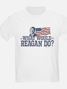 What Would Reagan Do T-Shirt