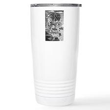 Dragon Face Travel Mug
