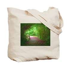 Cute Chesapeake arboretum Tote Bag