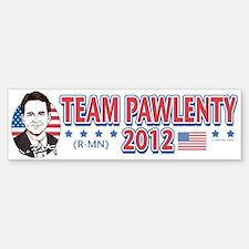 Tim Pawlenty 2012 Bumper Bumper Bumper Sticker