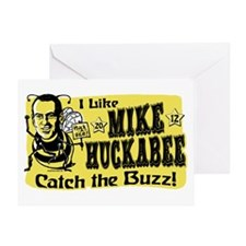 Huckabee Huck-A-Bee Greeting Card