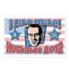 Mike Huckabee 2012 Postcards (Package of 8)