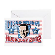 Mike Huckabee 2012 Greeting Card