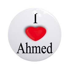 Ahmed Ornament (Round)