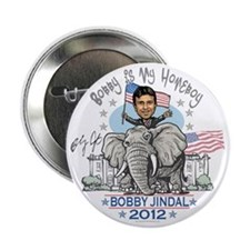 "Jindal Homeboy Elephant 2.25"" Button"