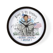 Jindal Homeboy Elephant Wall Clock