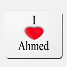 Ahmed Mousepad
