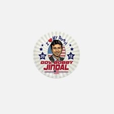 Bobby Jindal Right Choice Mini Button