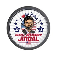 Bobby Jindal Right Choice Wall Clock