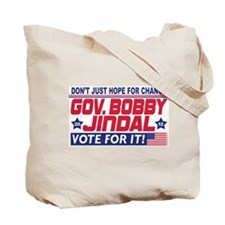 Bobby Jindal Right Choice Tote Bag