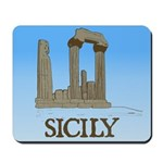 Agrigento Sicily Mousepad