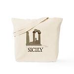 Agrigento Sicily Tote Bag