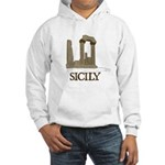 Agrigento Sicily Hooded Sweatshirt