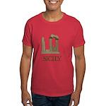 Agrigento Sicily Dark T-Shirt