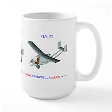 Large CaraVellair Mug