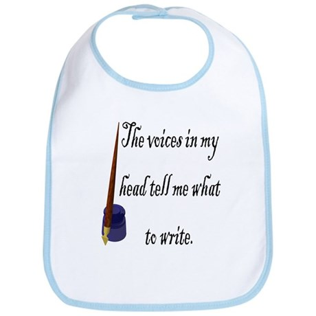 Writing Voices Bib