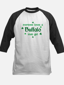 everyone loves a Buffalo irish girl Tee