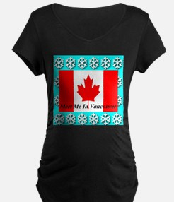 Meet Me In Vancouver T-Shirt